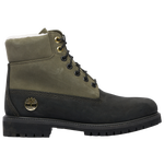 "Timberland 6"" Premium Shearling Waterproof Boots - Boys' Grade School"
