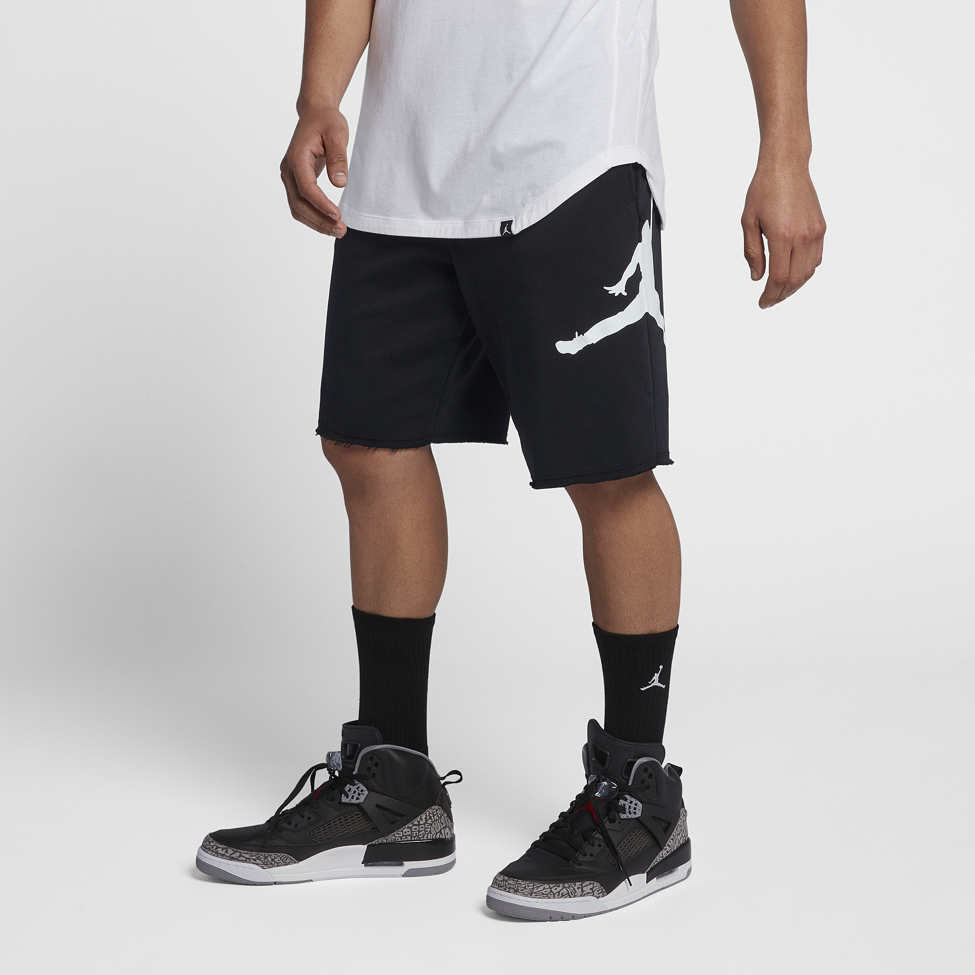 Jordan Jumpman Fleece Shorts - Men\u0027s
