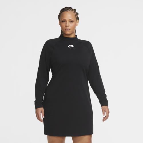 Nike WOMENS NIKE AIR LONG SLEEVE PLUS SIZE DRESS