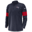 Nike NFL Therma 1/2 Zip Pullover Jacket - Men's