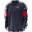 Nike NFL Therma 1/2 Zip Pullover Jacket - Men's