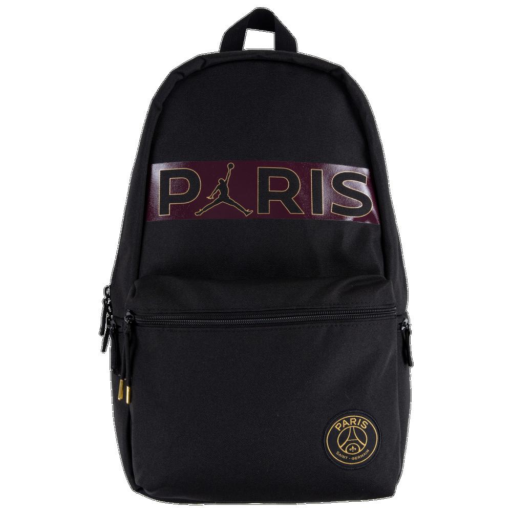 Jordan Paris23 Backpack / Soccer International Clubs   Paris Saint Germain   Black/Black