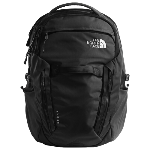 193. The North Face - Surge Backpack - Black e5b69a9c3