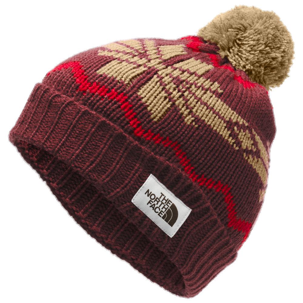 The North Face Ski Tuke V Knit Hat - Mens / Deep Garnet Red | Past Season Product