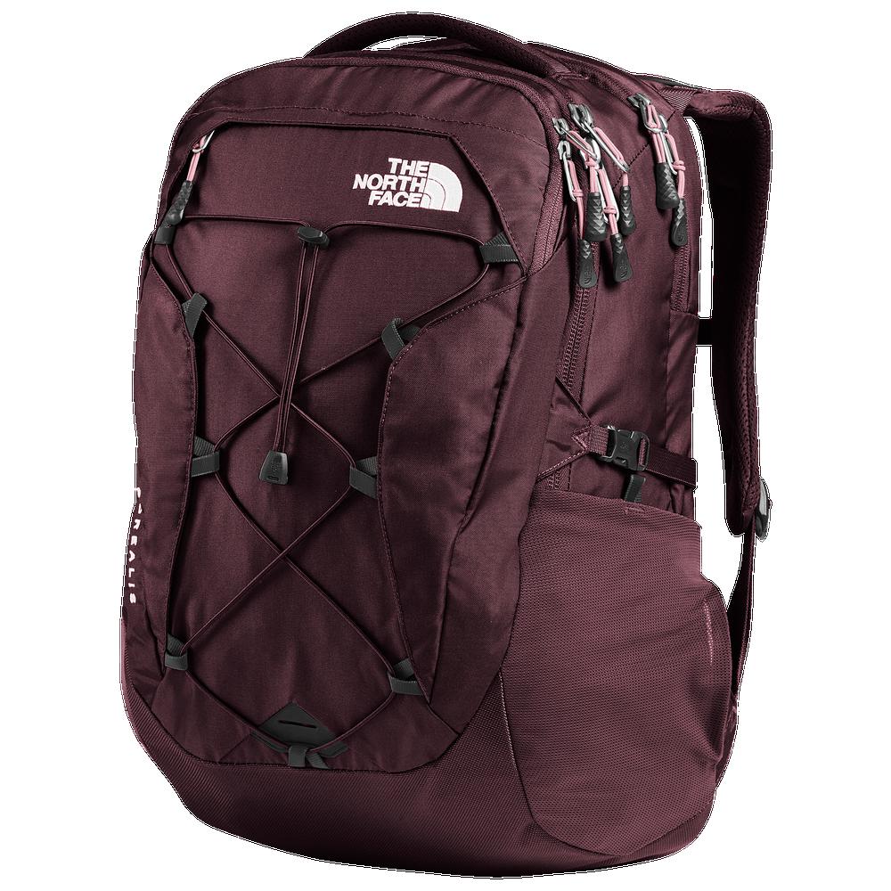 The North Face Borealis Backpack / Root Brown/Mesa Rose