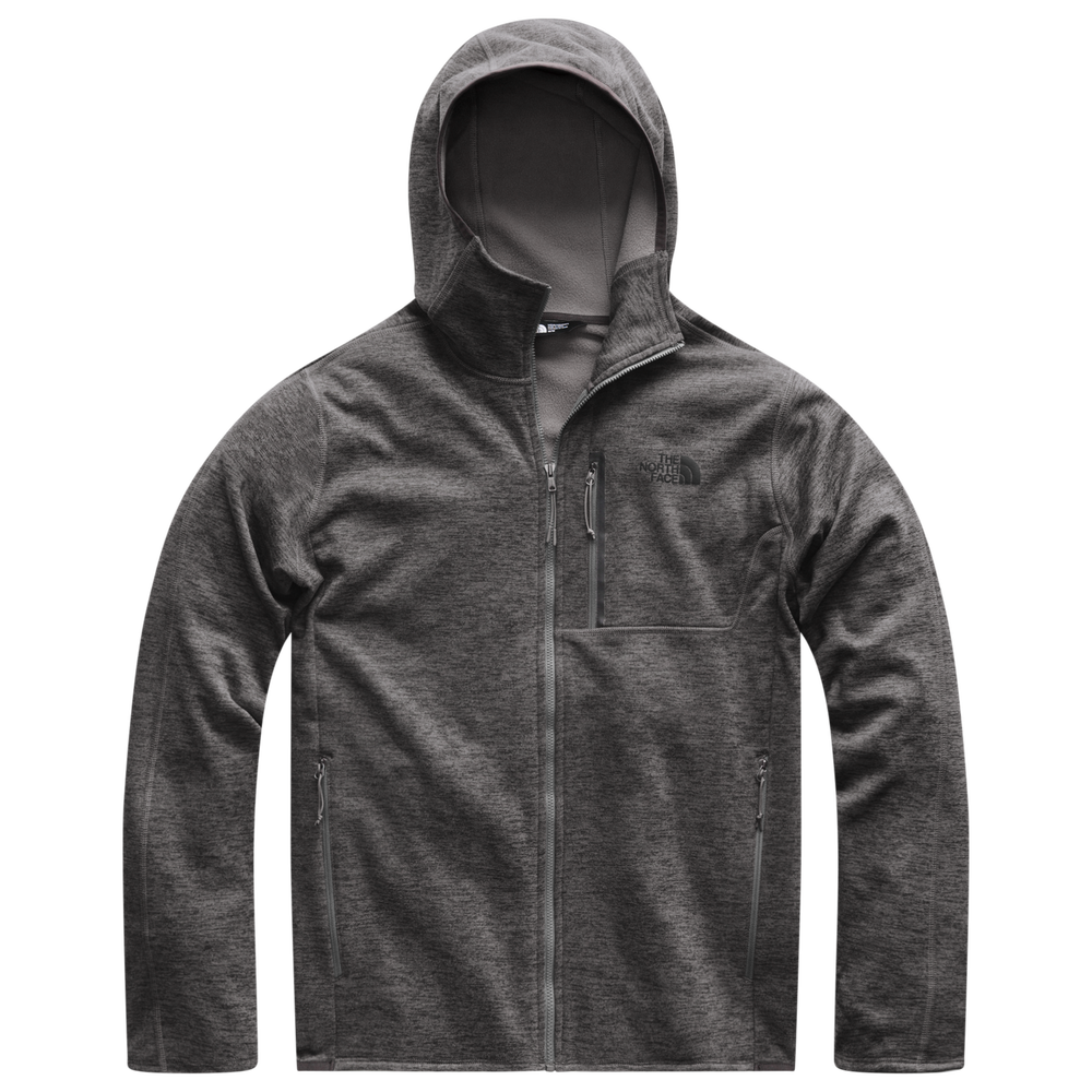 The North Face Canyonlands Full-Zip Hoodie - Mens / Tnf Dark Grey Heather