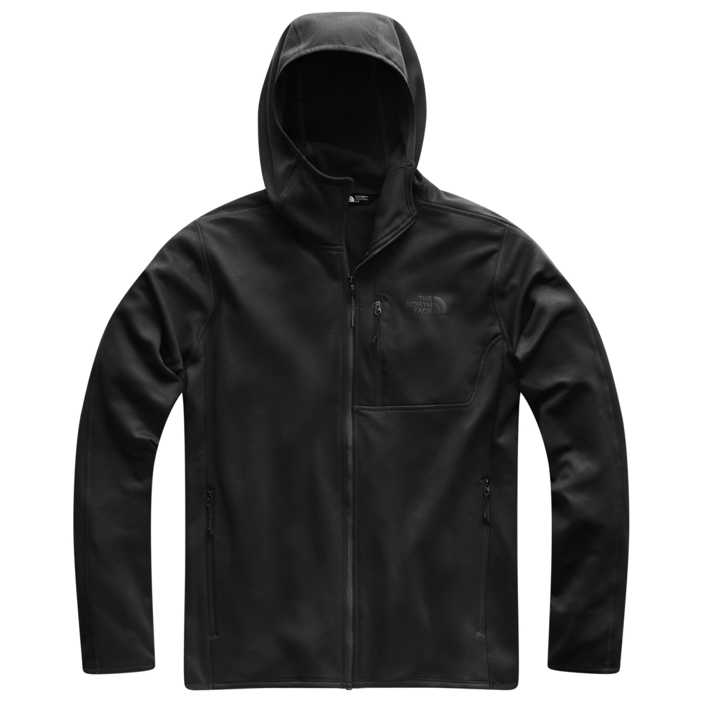 The North Face Canyonlands Full-Zip Hoodie - Mens / Tnf Black
