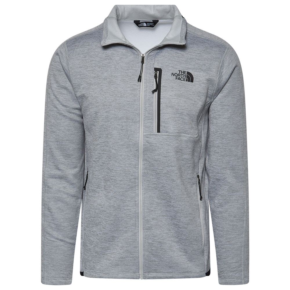 The North Face Canyonlands Jacket - Mens / Tnf Light Grey Heather
