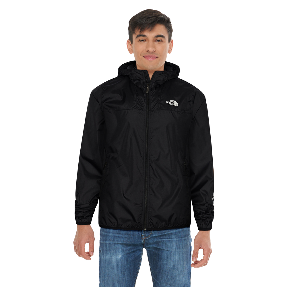The North Face Cyclone 2.0 Windbreaker Jacket - Mens / Black/Black