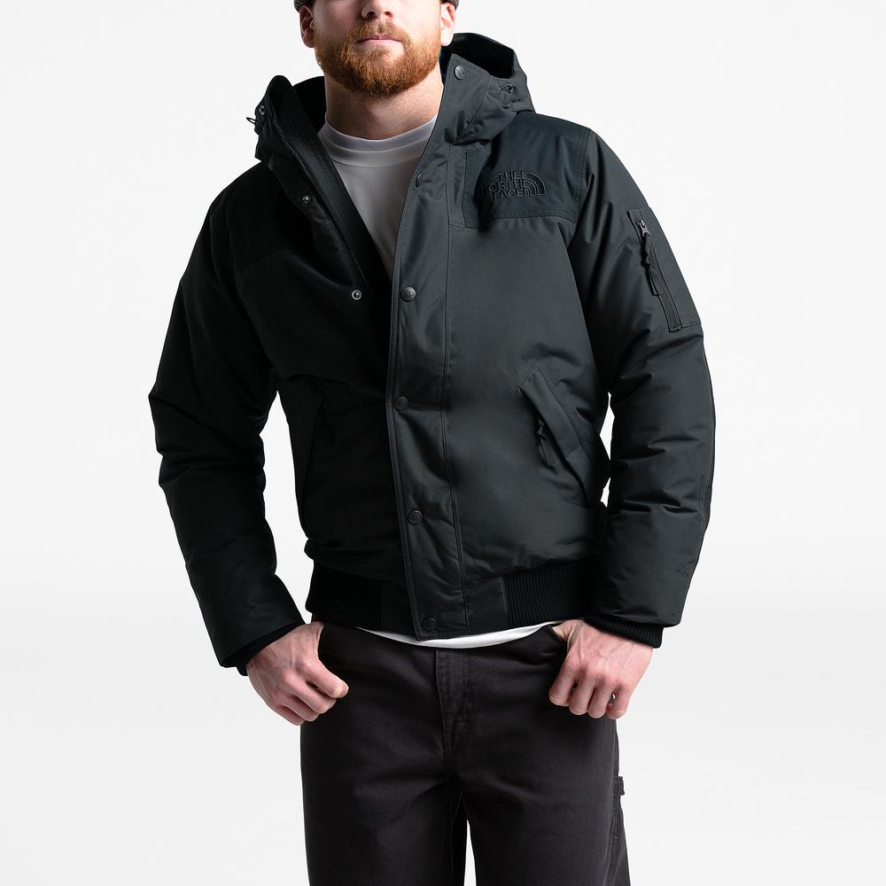 The North Face Newington Jacket - Mens / Tnf Black | Past Season Product