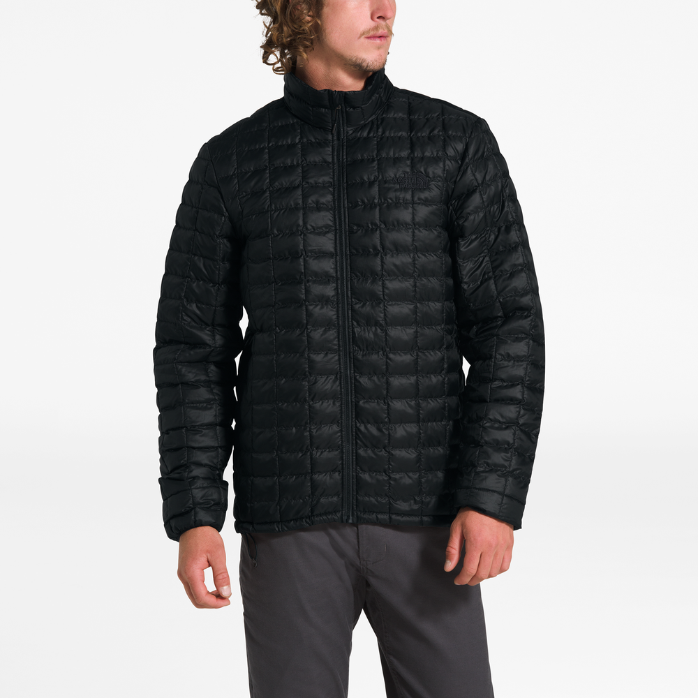 The North Face Thermoball Eco Jacket - Mens / Tnf Black Matte