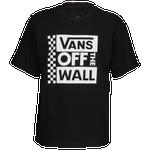 Vans Stacked T-Shirt - Boys' Grade School