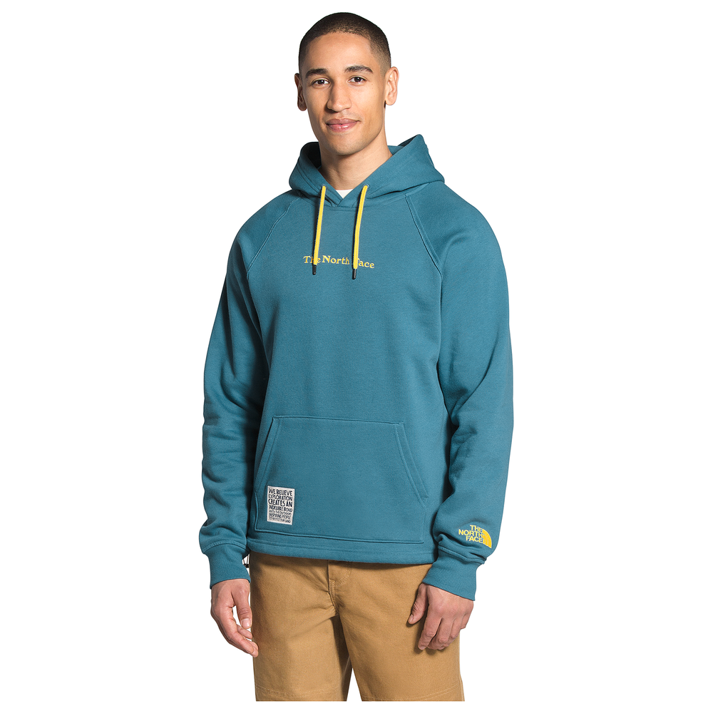 The North Face Rogue Graphic Hoodie - Mens / Mallard Blue