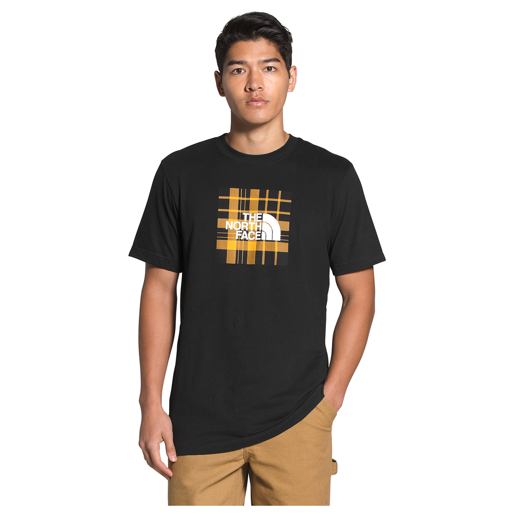 The North Face Boxed In T-Shirt - Mens / Tnf Black