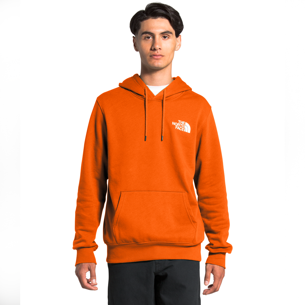 The North Face Box NSE Hoodie - Mens / Heritage Orange