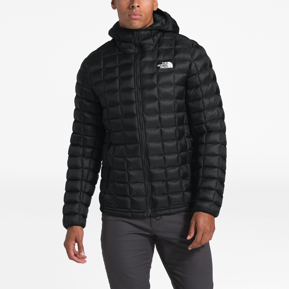 The North Face Thermoball Super Hooded Jacket - Mens / Tnf Black