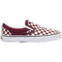 Deals on Vans Classic Slip On Mens Shoes