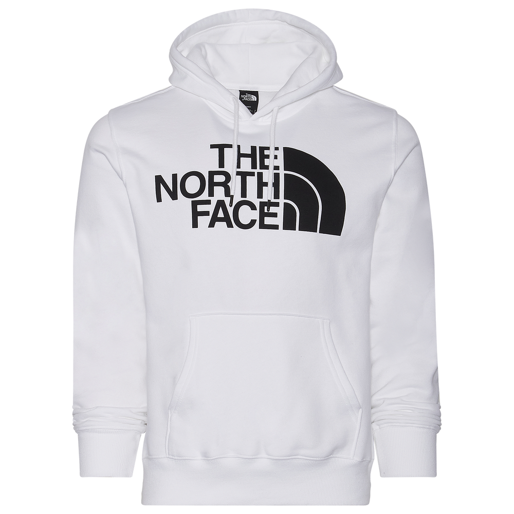 The North Face Half Dome Hoodie - Mens / White/Black