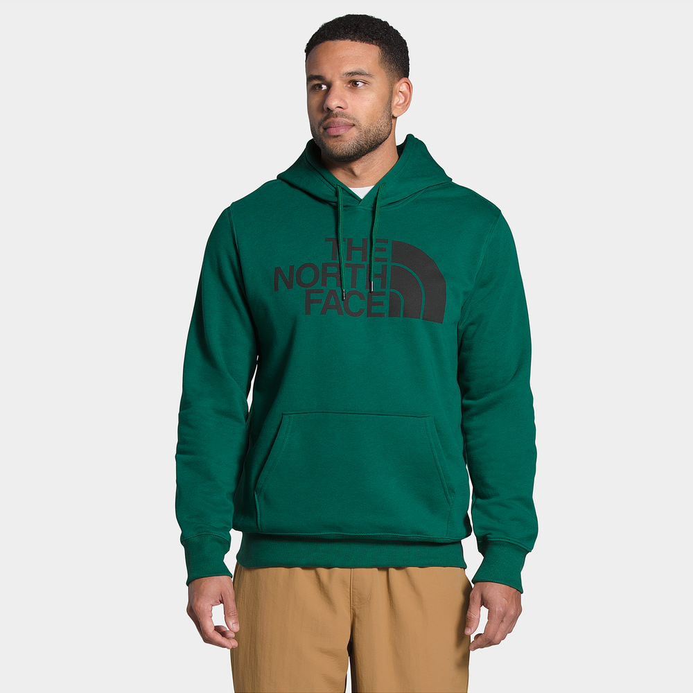 The North Face Half Dome Hoodie - Mens / Evergreen/Tnf Black