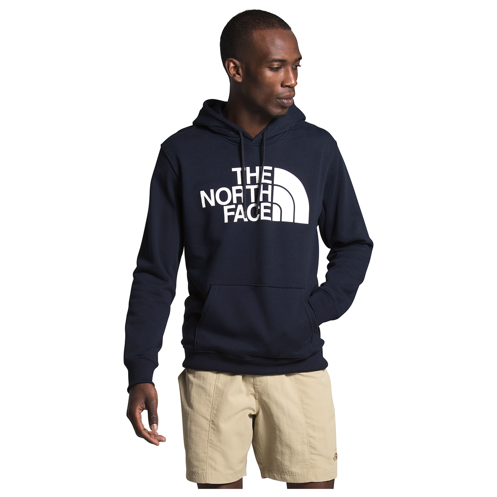 The North Face Half Dome Hoodie - Mens / Aviator Navy/Tnf White