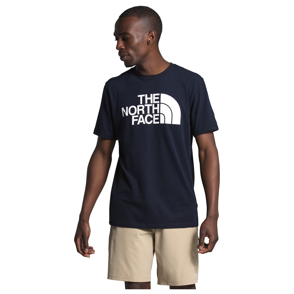 The North Face Half Dome T-Shirt - Mens / Aviator Navy/Tnf White