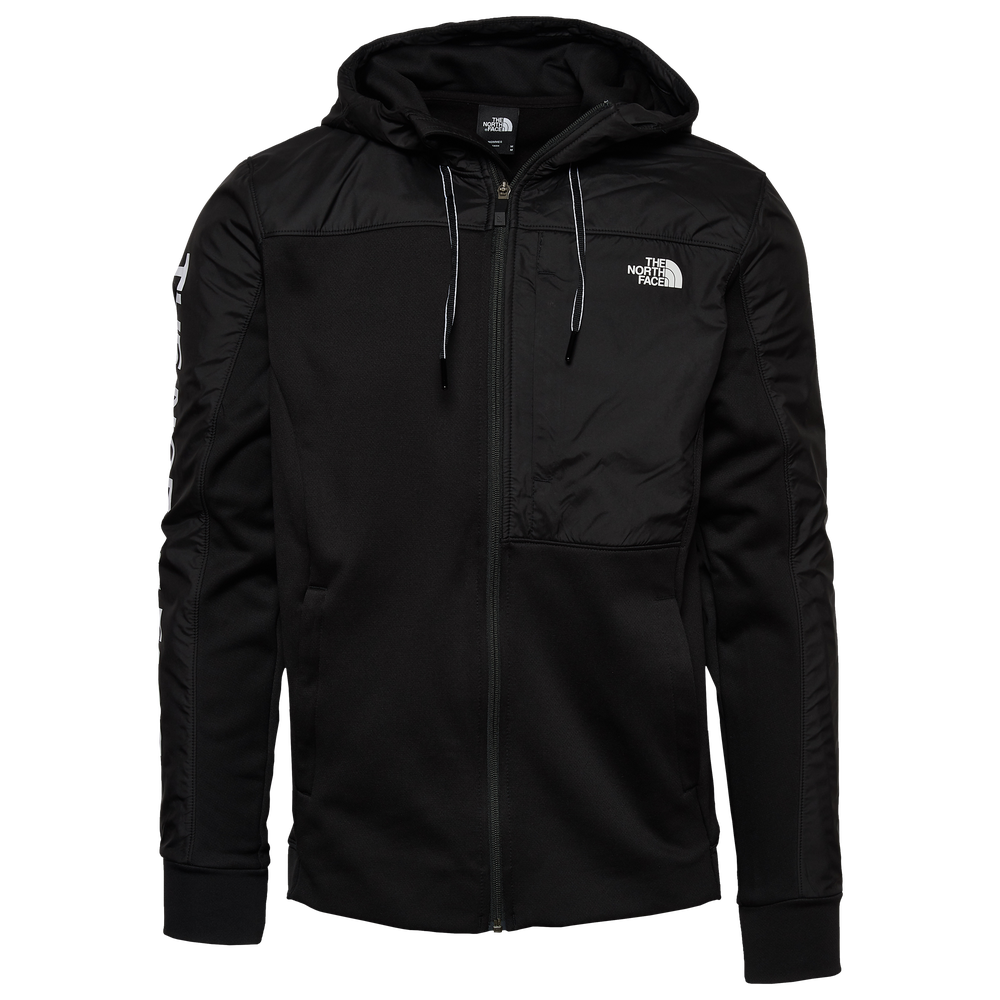 The North Face Essential Full-Zip Jacket - Mens / Black/Black