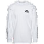 Vans Mismatch Check Long Sleeve T-Shirt - Men's
