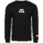 Vans Off The __ Long Sleeve T-Shirt - Men's