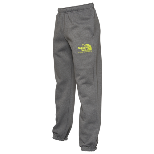 The North Face Cottons MENS THE NORTH FACE COORDINATES FLEECE PANTS