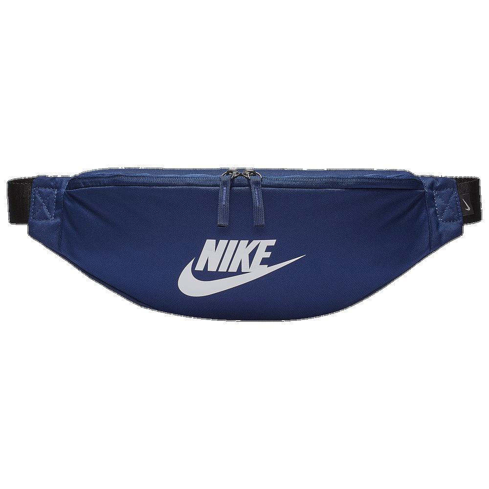 Nike Heritage Hip Pack / Blue Void/Blue Void/Vast Grey