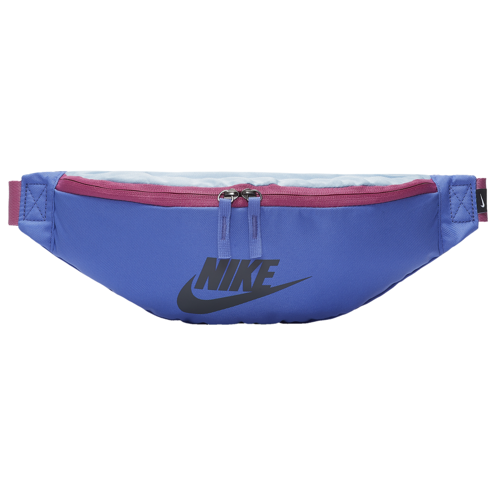 Nike Heritage Hip Pack / Sapphire/Cosmic Fuchia/Iron Grey
