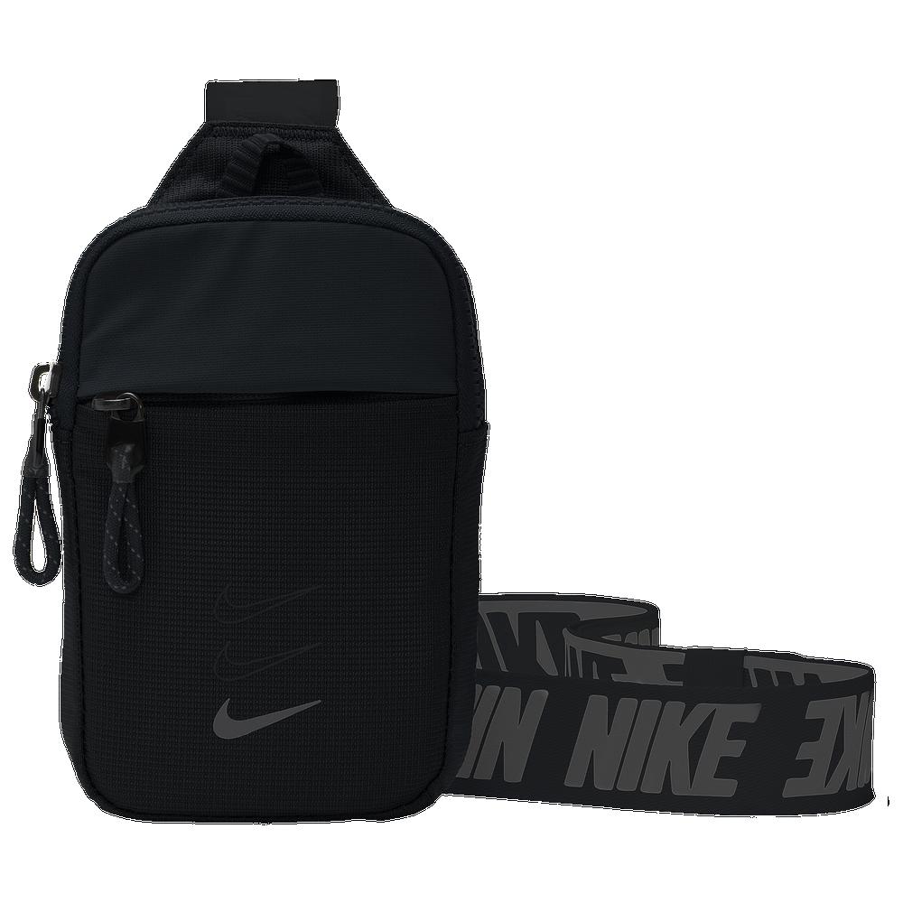 Nike Essentials Hip Pack / Black/Dark Smoke Grey