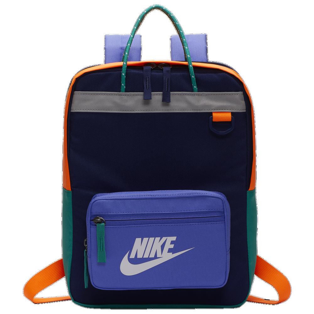 Nike Tanjun Backpack / Blue Void/Sapphire/White