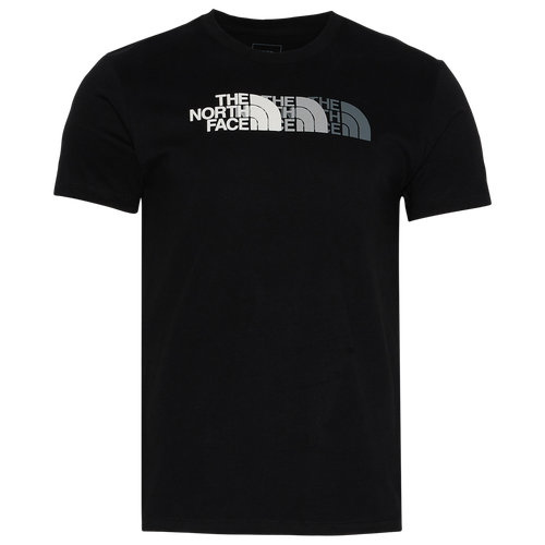The North Face Cottons MENS THE NORTH FACE PRISM HALF DOME T-SHIRT
