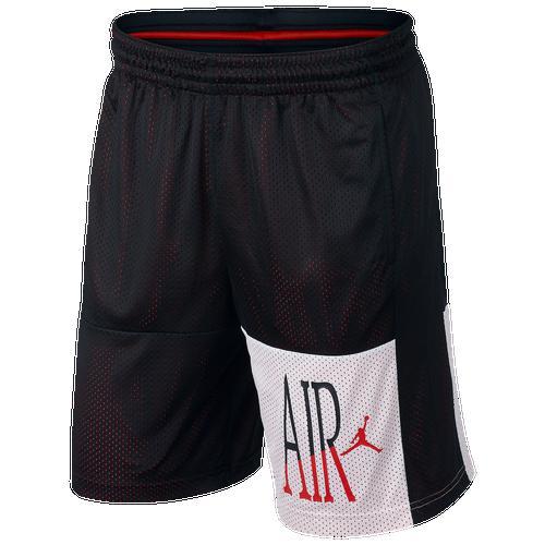 b958e3ea4297 Jordan Retro 10 Basketball Shorts - Mens - Black (Clothing) photo