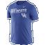 Nike College Sideline Legend Logo T-Shirt - Men's