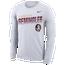 Nike College Sideline Legend Logo L/S T-Shirt - Men's