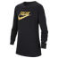 Nike Dry Giannis Freak L/S T-Shirt - Boys' Grade School