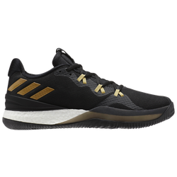best service cc73c 3dbf3 adidas Crazy Light Boost 2018 - Mens - BlackGoldCarbon