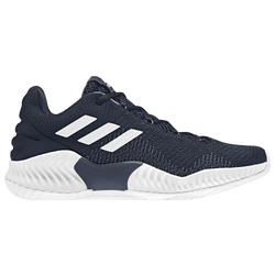 90b72a982ad adidas Pro Bounce Low 2018 - Mens - Navy White
