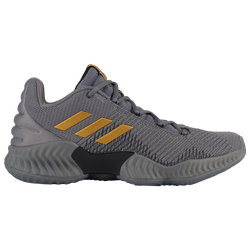 76306b425 adidas Pro Bounce Low 2018 - Mens - Grey Gold