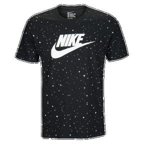 Annata 4 Blk Png Manica Lunga T-shirt HXzQOj