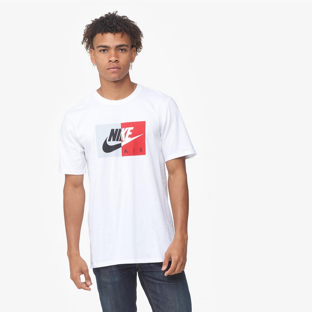 Nike Dual Block T Shirt by Foot Locker