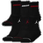 Jordan Legend Crew 6-Pack Socks - Boys' Grade School