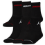 Jordan Legend Crew 6-Pack Socks - Boys' Grade School
