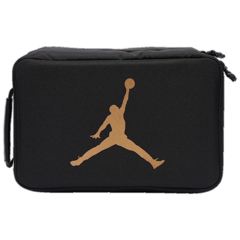Jordan The Shoe Box / Black/Gold