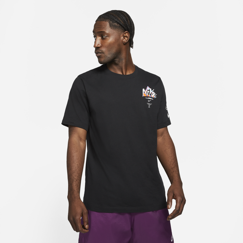Nike Cottons MENS NIKE WILD JDI HBR T-SHIRT