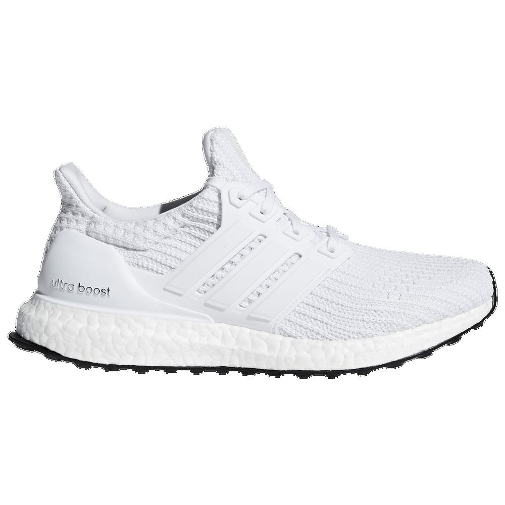adidas Ultraboost - Womens / White/White/White
