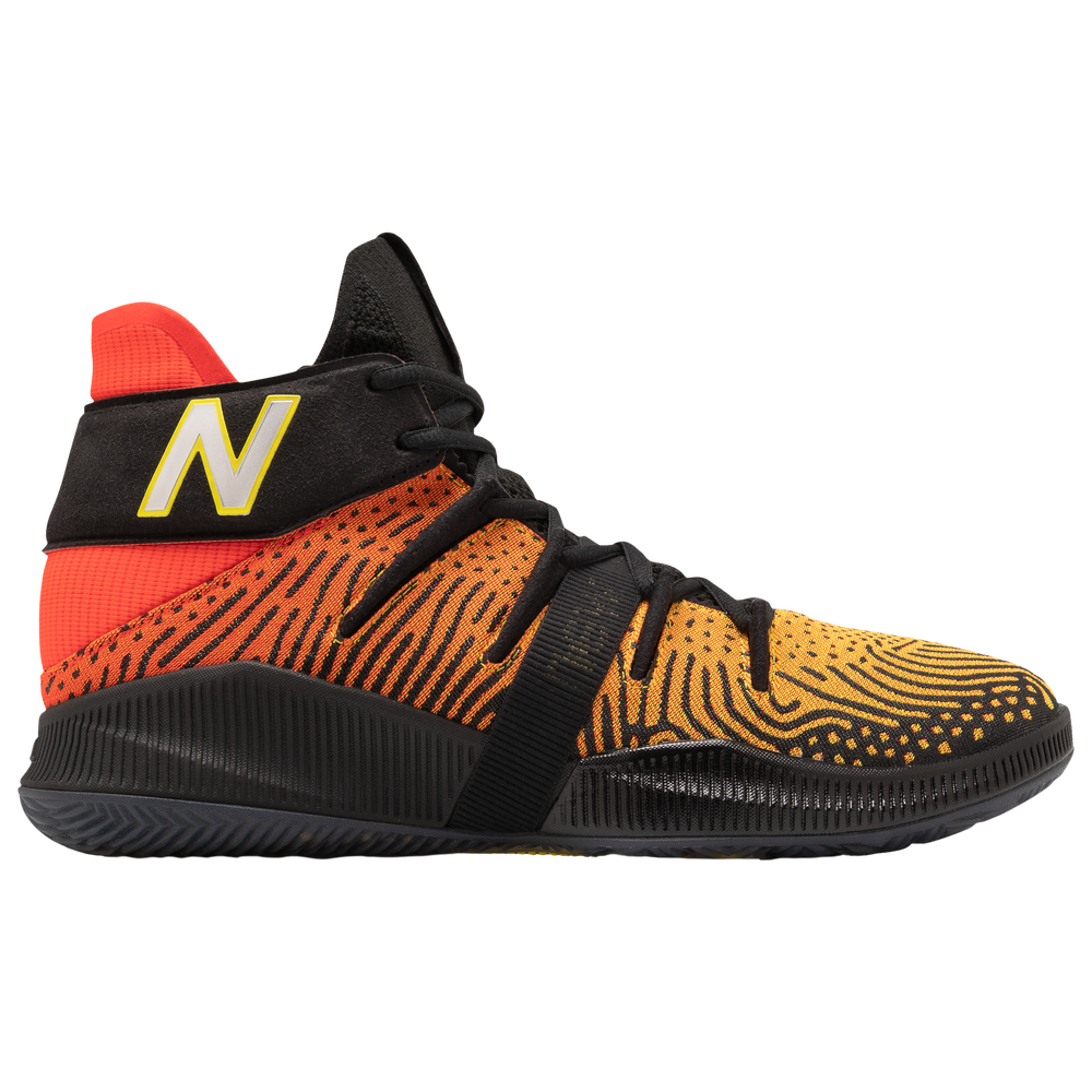 New Balance OMN1S - Mens / Kawhi Leonard | Neo Flame/Atomic Yellow/Yellow