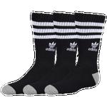 adidas Originals Roller 3-Pack Crew Socks - Boys' Grade School